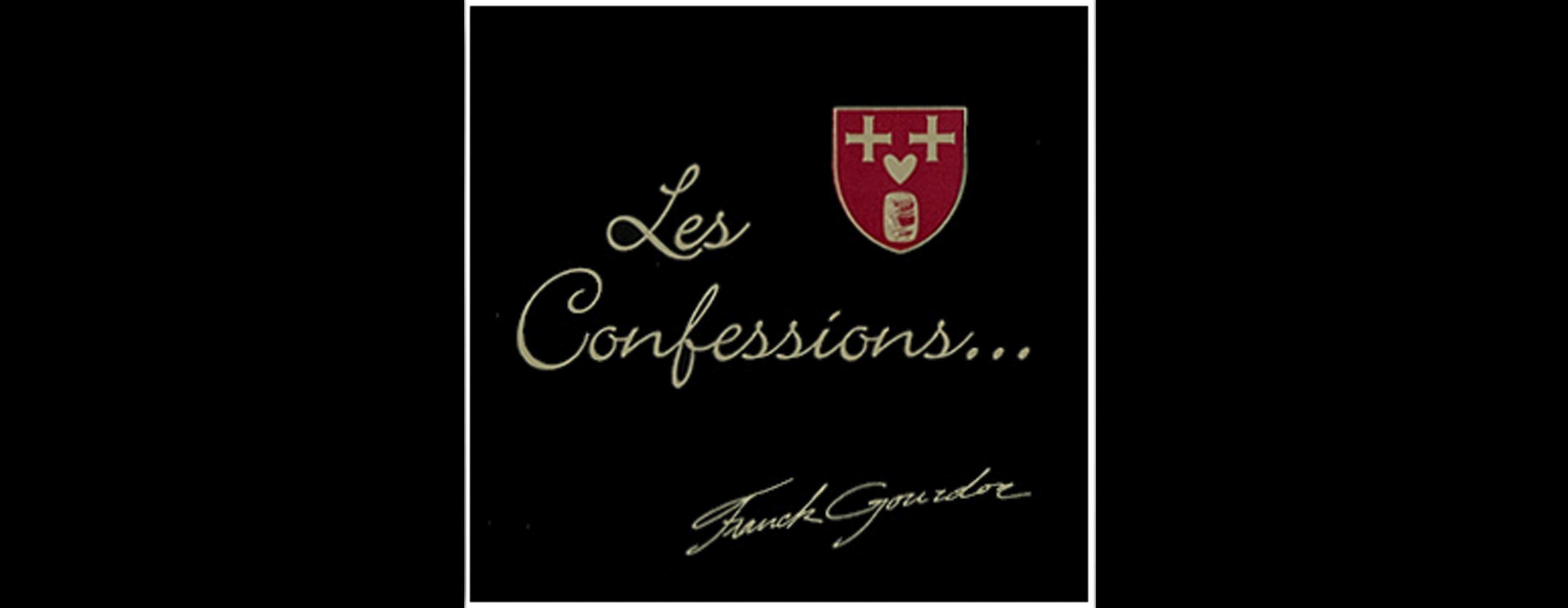 confessions étiquettes